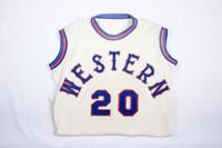 Basketball (Women's) Jersey: #20, Jo Metzger, 1978/1981