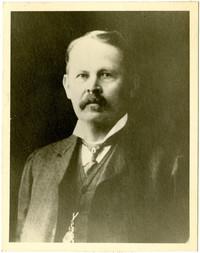 Portrait of Leopold Schmidt