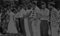 1949 Campus Day: Beard-Growing Contest