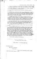 WWU Board minutes 1912 November