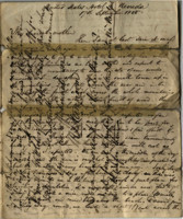 1855-09-17 Letter from M.L. Stangroom to his mother