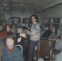 Women on a Bus