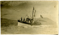 Peter Hitco, Excusion Inlet, Alaska - Motorized fishing vessel