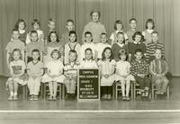 1962 First Grade Class with Katherine Casanova