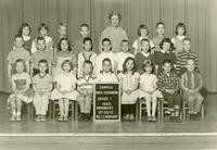 1962 First Grade Class with Katherine Casanova