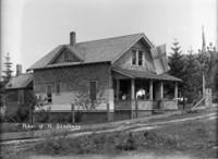 W. Stahlberg residence