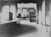 1927 Library: Charging Desk