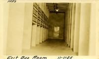 Lower Baker River dam construction 1925-11-11 East Bus Room