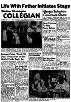 Western Washington Collegian - 1952 February 29