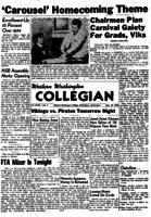 Western Washington Collegian - 1955 September 30