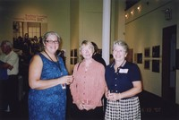 2007 Exhibit--Toni Nagel, Christine Kendall and Judy (Hall) Lewis