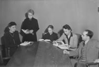 1943 Library Staff