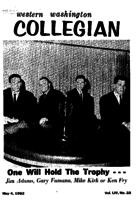 Western Washington Collegian - 1962 May 4