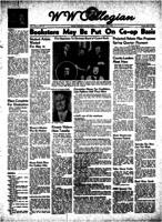 WWCollegian - 1940 May 3