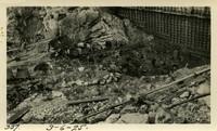 Lower Baker River dam construction 1925-03-06