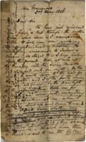 1856-05-02 Letter from M.L. Stangroom to his father
