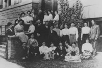 1906 Second Year Students