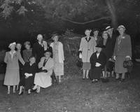 1951 Stump Ceremonies