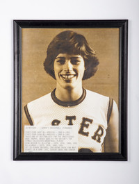 Basketball (Women's) Photograph: Jo Metzger, Forward, 1978/1981