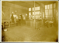 Lobby of The Washington Hotel, Bellingham, WA