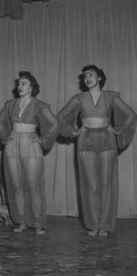 1949 Homecoming Festivities