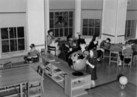 1943 Second Grade Learning Activities