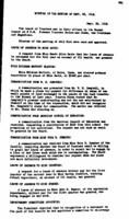 WWU Board minutes 1918 September