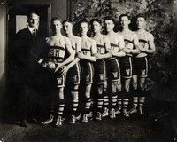 1920 Basketball Team