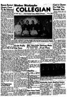 Western Washington Collegian - 1953 October 9