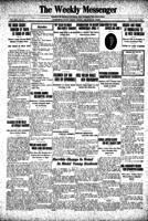 Weekly Messenger - 1924 May 30