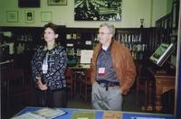 2007 Reunion--Karen Mustacich and Andy Pete Mustacich in Special Collections