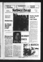 Northwest Passage - 1981 May 11