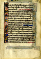 13th Century Psalter [item 18954]