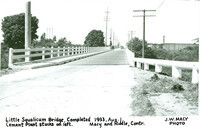 Little Squalicum Bridge
