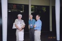 2007 Reunion--Bill Ferris, Ted Mork and Herbert Ershig