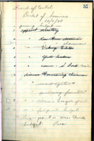 AS Board Minutes 1938-10
