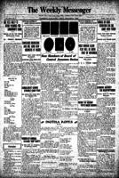Weekly Messenger - 1924 October 24