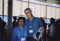 2007 Reunion--Bobbie Bouverat and Ted Mork