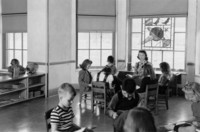 1943 Reading Time (Second Grade)