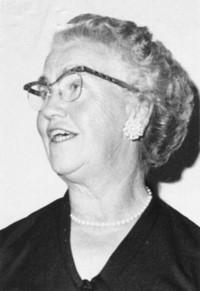 1965 Alma Ostrom