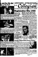 Western Washington Collegian - 1957 June 21