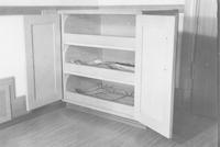 1944 Storage Cupboards for Artwork