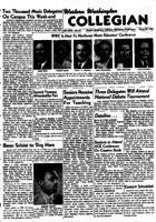 Western Washington Collegian - 1953 March 20