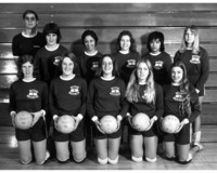 1975 Volleyball Team
