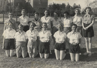 1936 Badminton Team