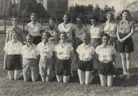 1936 Badminton Team