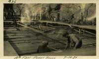 Lower Baker River dam construction 1925-07-10 4th Floor Power House