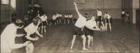 Women's basketball, sophomores versus freshman