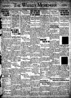 Weekly Messenger - 1927 September 30