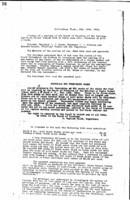 WWU Board minutes 1912 February